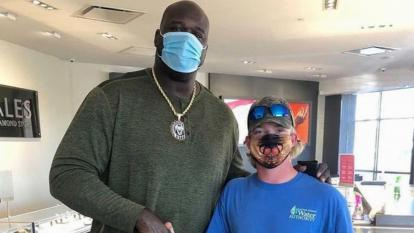 Man Proposes With Ring Paid for by Shaquille O'Neal