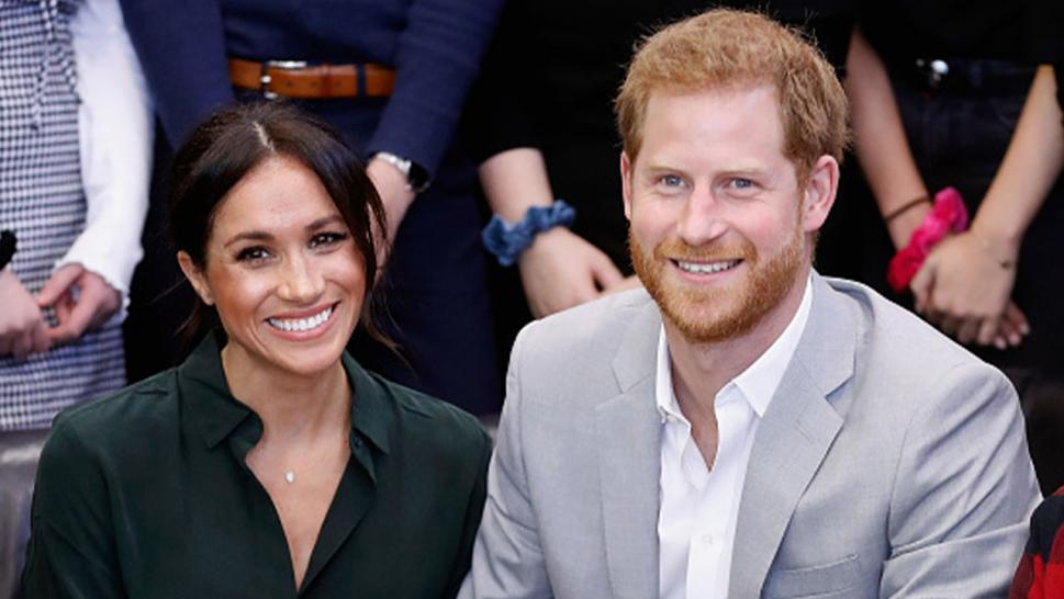 Prince Harry and Meghan Markle 2018 visit to Sussex.